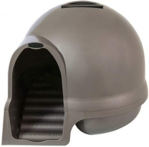 petmate dome litter box best for odor control